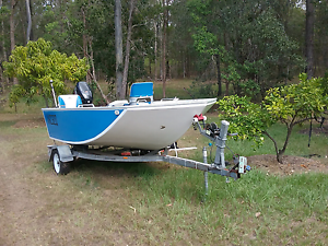 Bowdidge Marine Designs Tropic 14 with 40 hp Suzuki 4 stroke Bauple Fraser Coast Preview