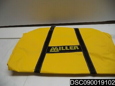 Fall Protection Equipment Bag Yellow Honeywell Miller 8280hyl