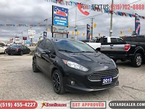 2015 Ford Fiesta SE | NAV | ROOF | CAM
