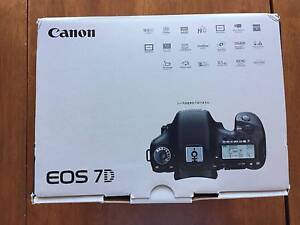 Canon 7D Body Only $650 W/ CF Cards East Corrimal Wollongong Area Preview