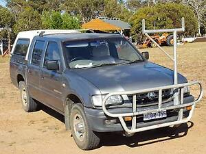 2006 Holden Rodeo Ute Mount Barker Plantagenet Area Preview