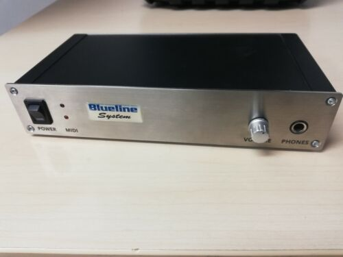 Akkordeon Steirische Midi Soundmodul Blueline TR390 inkl. Sounds von Turbo-Reini