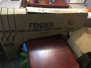 GMC Sierra fender replacement 1988-2002