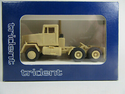 army action command tractor truck troop carrier tan big foot x2 Hot wheels u.s