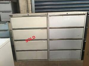 4 Drawer Lateral Filing Cabinet Netley West Torrens Area Preview