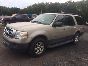 2007 Ford Expedition 4x4