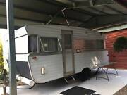 1974 16FT VISCOUNT CARAVAN IN VERY GOOD CONDITION - REGISTERED Austinville Gold Coast South Preview