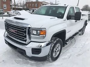 2018 GMC SIERRA 2500HD Base ** 210$/SEM+TX **