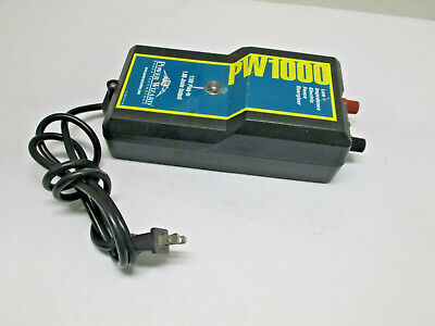 Pw1000 Power Wizard Low Impedance Electric Fence Energizer