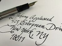 Calligraphy - For Any Occasion!