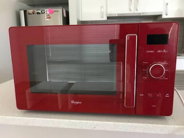 Red Whirlpool Microwave Microwaves Gumtree Australia Melville Area 1178768371