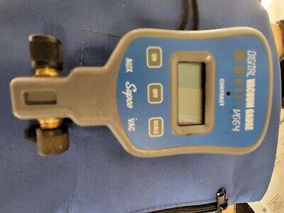 Supco Vg64 Hvac Vacuum Gauge