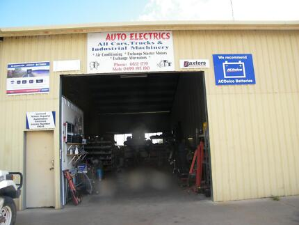 Auto electrical workshop in rural town Kyogle Kyogle Area Preview