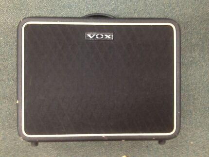 Vox 1 x 12 cab with celestion greenback
