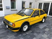 Skoda 130 Coupe Rapid 135/136 Oldtimer pass
