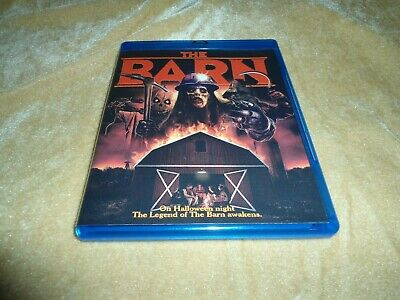 The Barn (2016) [1 Disc Blu-ray] Special Edition - Halloween Movie Specials 2017