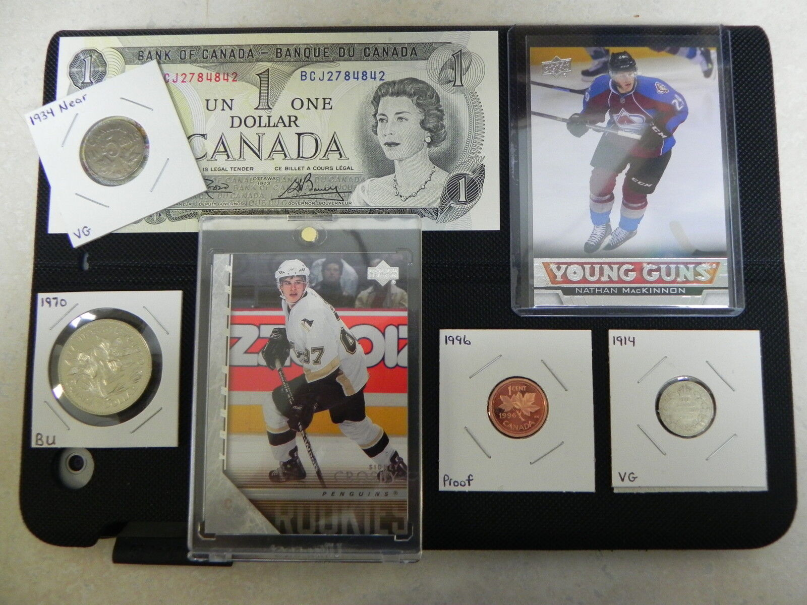 PC Coins and Cards
