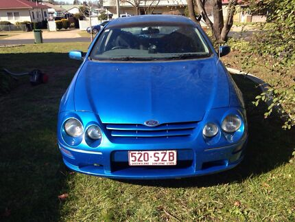 2002 Ford falcon xr6 Hughes Woden Valley Preview