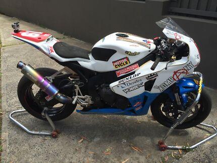 09 HONDA CBR1000RR Motologic spec Race Bike, Spares & Road gear Terrey Hills Warringah Area Preview