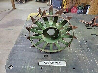 B16102 Drive Steel Picker Wheel With Rim For John Deere 70 71 Flex Planter