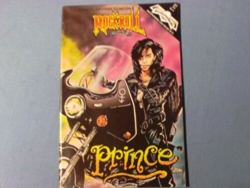 ROCK N ROLL COMICS PRINCE/GEORGE CLINTON # 21 RARE