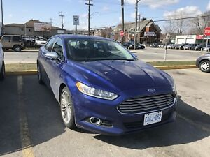 Ford fusion 2013 Ecoboost AWD
