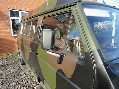 landy mirror brackets vw t3 t25