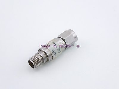 Weinschel 3m-3 3db Sma Attenuator Dc-12.4ghz Tested 46889 - Sold By W5swl