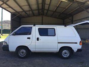 1996 Toyota Townace Van/Minivan Sydney City Inner Sydney Preview