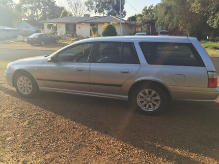 2004 Ford Falcon Waroona Waroona Area Preview