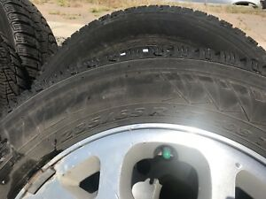 Acura 2002 mdx winter tires and rims 17""