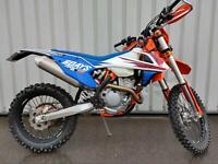 KTM 350 EXC F 6 DAYS SIX DAYS MY18 EXCF ONE OWNER LOW HOURS