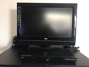"""LG 26"""" LCD TV and dvd Player Craigieburn Hume Area Preview"""