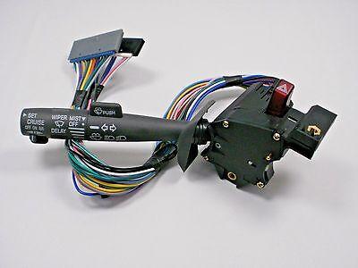 CHEVY SILVERADO Turn Signal Switch Cruise Wiper 1995-1998 C1500 Suburban Tahoe Chevy Suburban Turn Signal