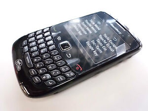 New BlackBerry Curve 8520 Mobile Phone - Black - Unlocked!