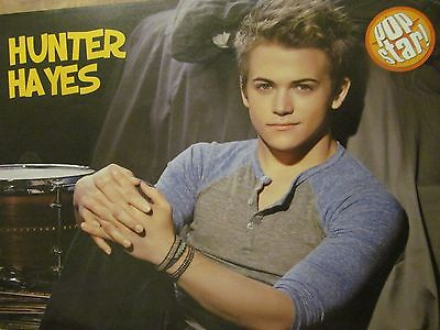 Hunter Hayes, Full Page Pinup