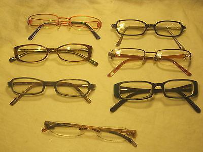 7 x glasses eyeglasses eye wear Bongo CK Madden In Style JNY Flexi-Lights women