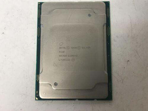 Xeon Silver 4110 SR3GH 2.10GHz SR19V Server Processor 8-core