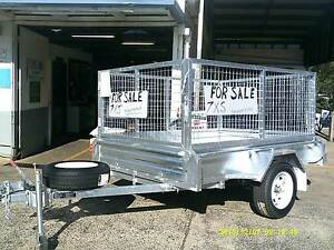 Box Trailer Clunes Lismore Area Preview