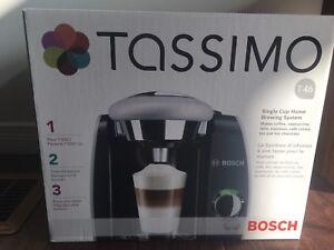 Brand New TASSIMO with Pod Rack!