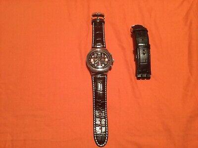 Swiss Swatch watch Irony