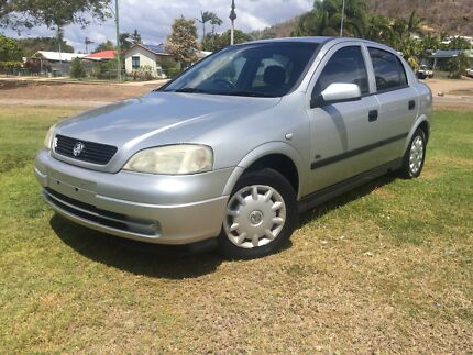 >> YOURS FROM $30 P/WEEK << 2002 HOLDEN ASTRA TS CITY AUTO HATCH Mount Louisa Townsville City Preview
