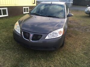 2008 PONTIAC G6!!! GREAT WINTER CAR!!! PRICED TO SELL!!!!