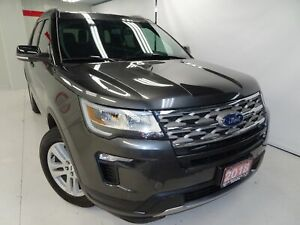 2018 Ford Explorer XLT ACCIDENT FREE! | ONE OWNER