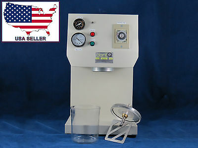 Dental Lab Vacuum Mixer With One Cup 110v 006-dq-01 Dentq