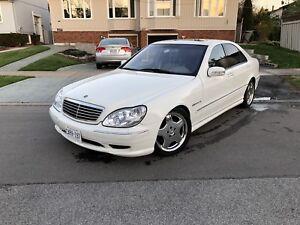 S55 AMG 2001