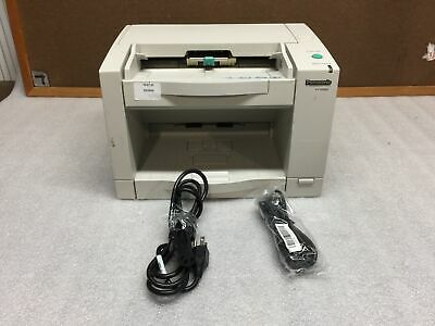 Panasonic KV-S2026C Color Pass Through Document Scanner