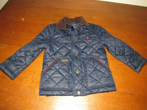 Polo Ralph Lauren Quilted Coat Boys Size 5