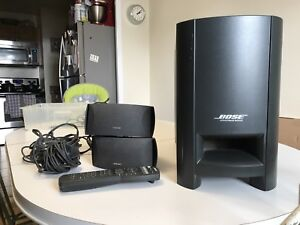 Bose Cinemate Home Theatre System Tested/Working