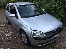 2003 Holden Barina SXi Auto 3 door hatch Turramurra Ku-ring-gai Area Preview